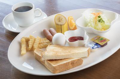 【★朝食付き】